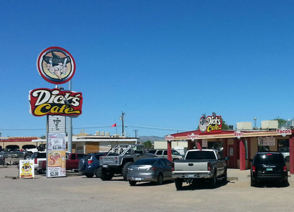 Dick's-Cafe-Building